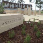 Emu Park Anzac Court