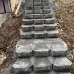 New Steps built