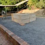 Sandstone products used by Big Wall Builders